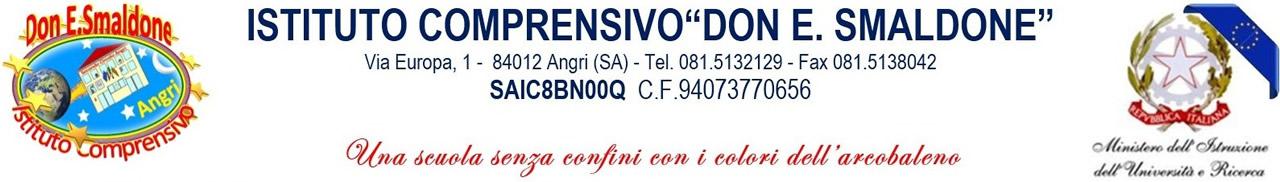"""Istituto Comprensivo """"Don Enrico Smaldone"""" Angri (SA)"""