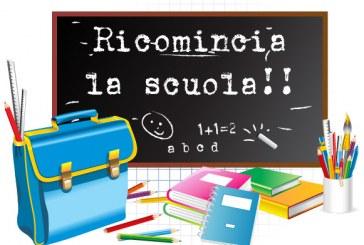 Avvio dell'anno scolastico 2019/2020. Orario delle lezioni a.s. 2019/2020.