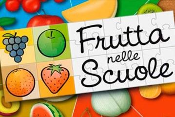 """Al via il Programma """"Frutta e verdura nelle scuole"""""""