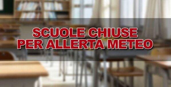 Proroga chiusura Scuola 10 Febbraio 2021 a seguito di avviso di allerta meteo
