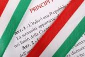 70 anni della Costituzione Italiana – distribuzione del testo della Costituzione alle scuole di ogni ordine e grado