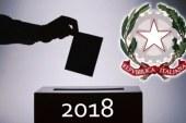 ELEZIONI POLITICHE DI DOMENICA 4 MARZO 2018