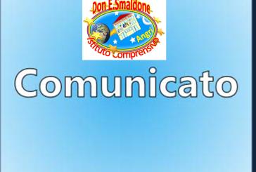 GESTIONE DELL'EMERGENZA EPIDEMIOLOGICA DA COVID-19 (CORONAVIRUS): COMUNICAZIONI