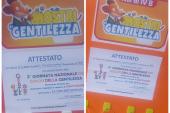 """Mostri di gentilezza alla Primaria del """"Don Enrico Smaldone"""""""
