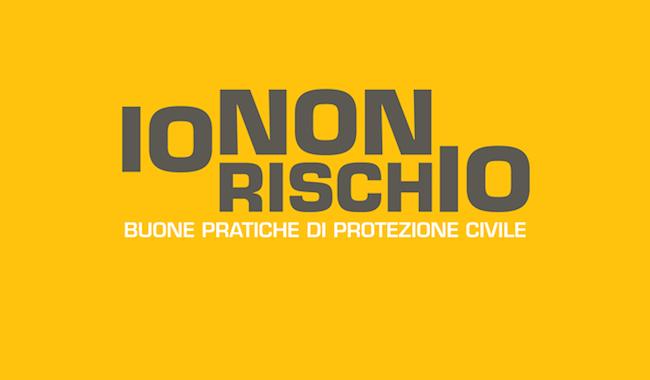 """""""IO NON RISCHIO"""": Campagna Nazionale per le buone pratiche di Protezione Civile sul rischio sismico e sul maremoto"""