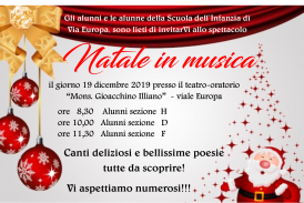 Natale in Musica 2019