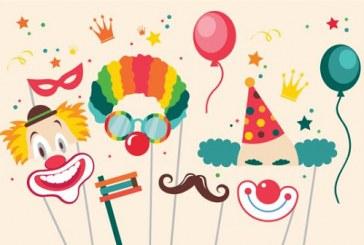 Carnevale Scuola dell'Infanzia – Giovedì 20/02/2020.