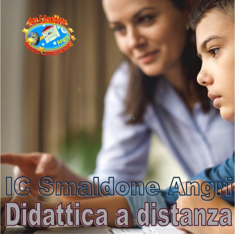 Didattica a distanza – misure di supporto agli alunni