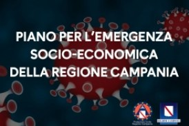 PIANO PER L'EMERGENZA SOCIO ECONOMICA DELLA REGIONE CAMPANIA – Bando #conlefamiglie