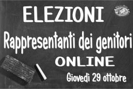 Indizione elezioni rappresentanti dei genitori nei Consigli di Intersezione, Interclasse e classe