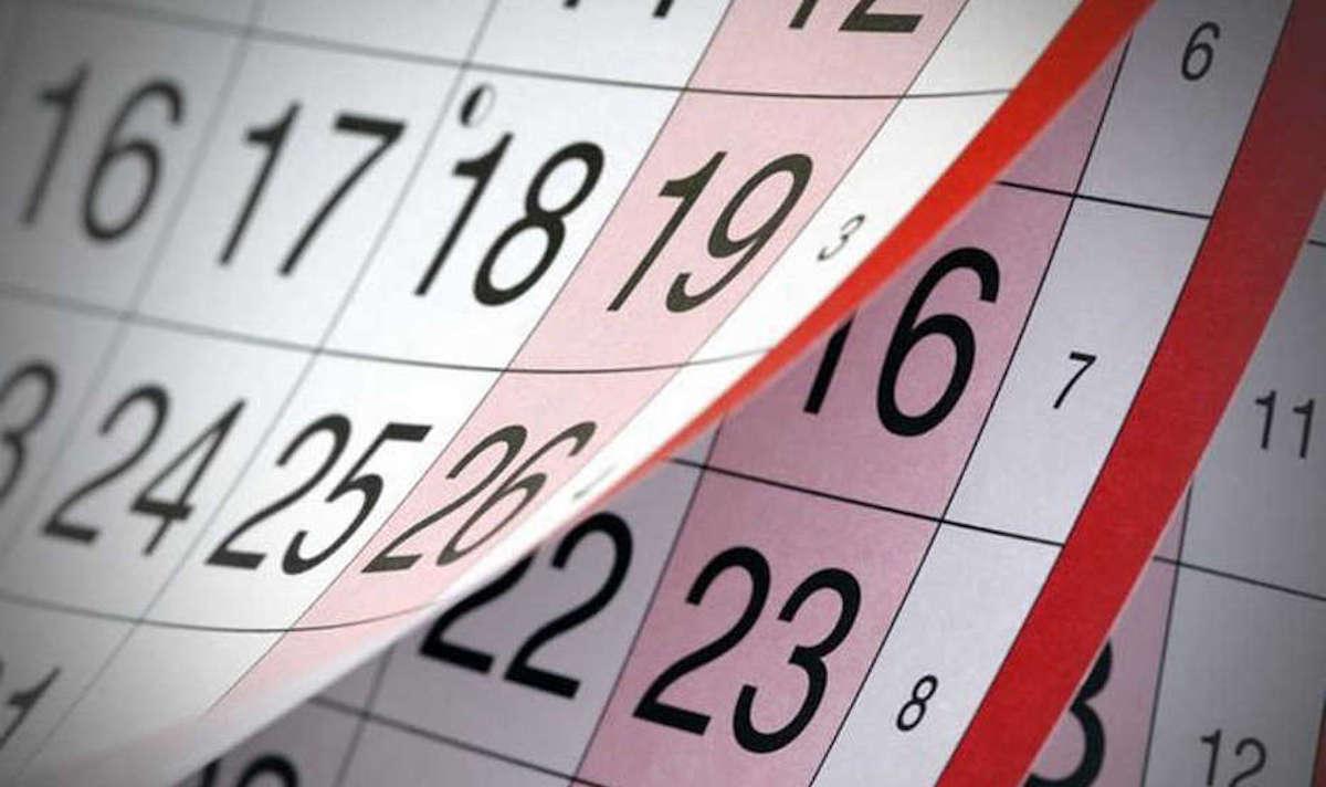 Sospensione delle attività didattiche per le vacanze pasquali