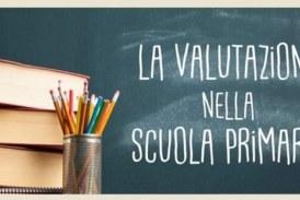 Valutazione scuola primaria-Informativa famiglie
