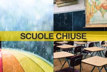 Chiusura scuole 05-06/11/2019