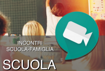 Incontri Scuola-Famiglia Scuola Primaria