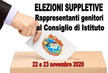 Elezioni suppletive Consiglio d'Istituto – Componenti del seggio elettorale e indicazioni di voto